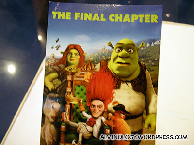 Shrek Forever After in 3D