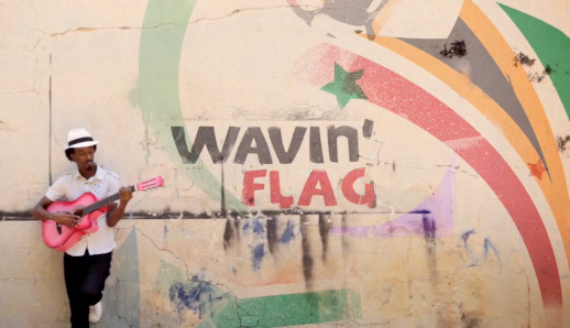 K'naan's Wavin' Flag – A truly international song