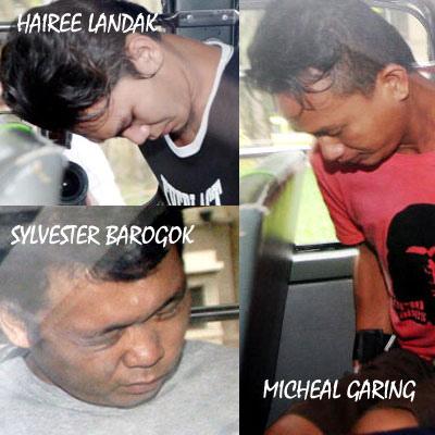 The 7 Kallang Sarawakian Monsters