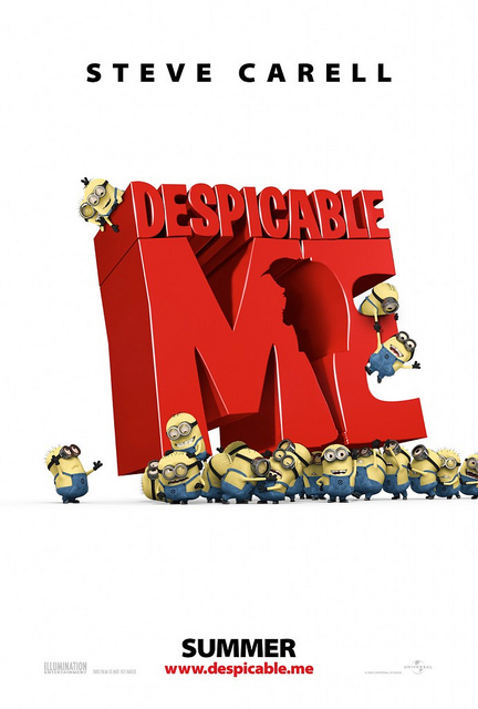 Despicable Me – Movie Review