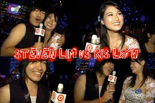 Steven Lim vs Ris Low