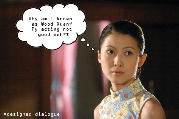 Wood Xuan (Jeanette Aw) Funny Video Series