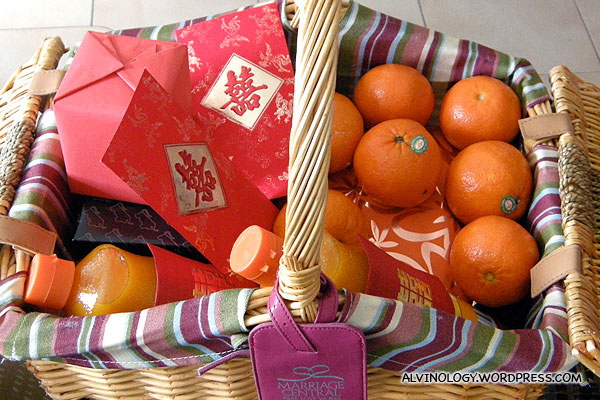 The Big Gift For Traditional Chinese Wedding Alvinology