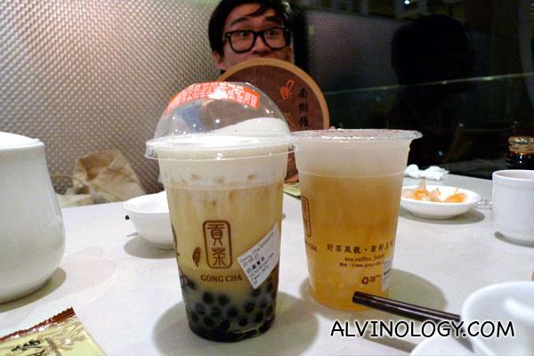 KOI Cafe (50嵐) VS Gong Cha (贡茶) – Singapore