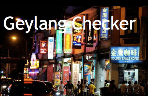 Geylang Checker (芽笼偷腥突击队): Female vigilante website exposes cheating men visiting prostitutes