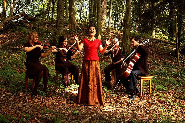 龚琳娜原生态民歌《忐忑》 Gong Linna's Folk Song, Tan Te