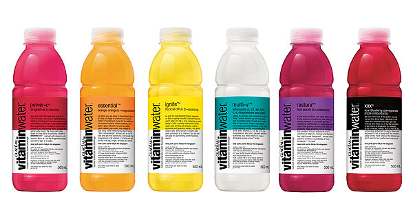 Glacéau's Vitaminwater® Launched in Singapore