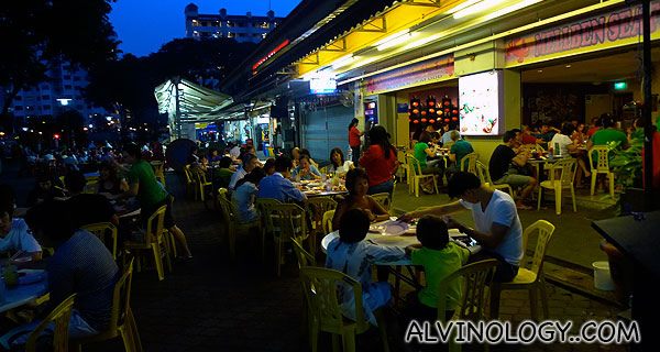 Melben Seafood @ Toa Payoh - Alvinology