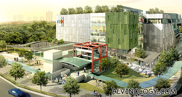 NEX @ Serangoon Central - Alvinology