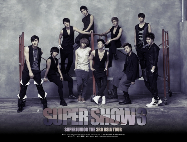 omy.sg is giving away 6 PAIRS of tickets to the upcoming SUPER JUNIOR concert in Singapore!