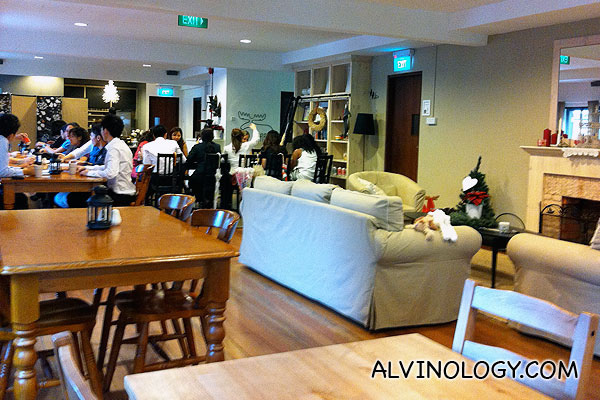 Fika Cafe @ Beach Road - Alvinology
