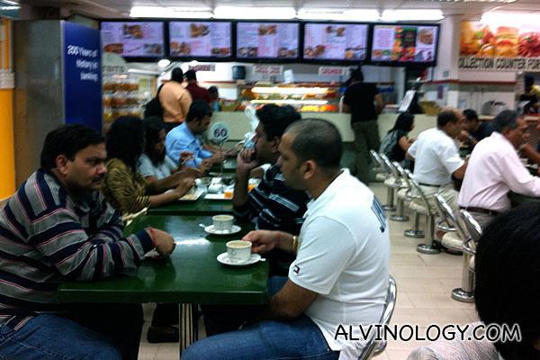 Ananda Bhavan @ Syed Alwi Road