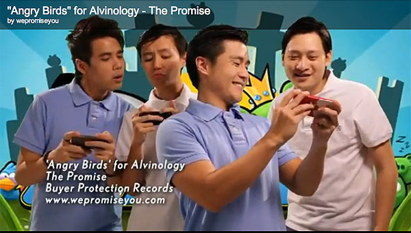 "The Promise – ""Angry Bird"" for Alvinology"