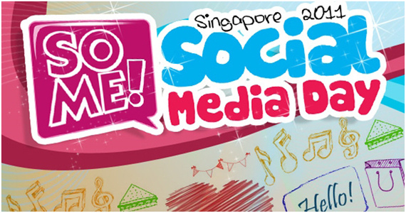 Social Media for a Social Cause – Celebrate Singapore Social Media Day on 25 Jun (this Sat)!