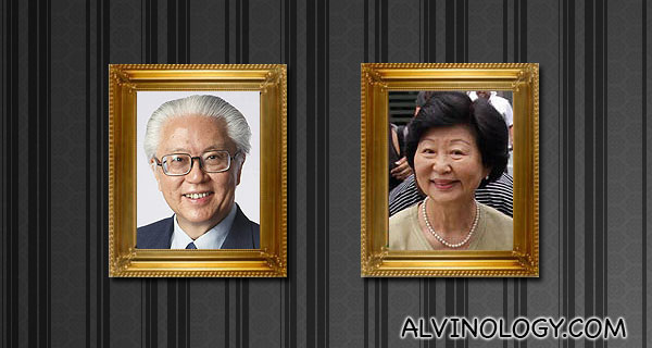 Revisiting the Singapore Presidential Portraits Election
