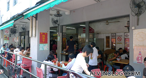 The Beef House (Gar Lok Eating House) @ Syed Alwi Road