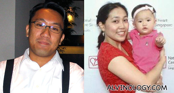 Who are Gay Chao Hui, Joachime and Rachelle Ann Beguia?