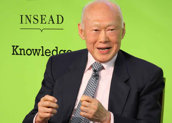 Happy 88th Birthday Mr Lee Kuan Yew – Singapore's Oldest and Longest-Serving Parliamentarian