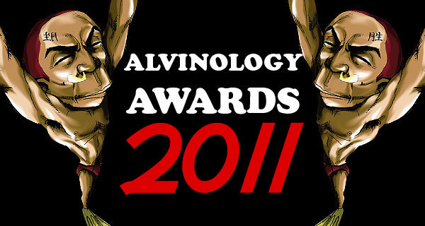 Alvinology Awards 2011 - Alvinology