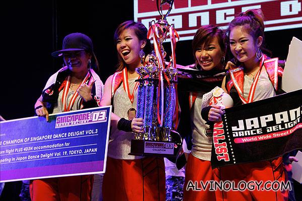 F&N presents Singapore Dance Delight Vol. 3 @ Kallang Theatre - Alvinology