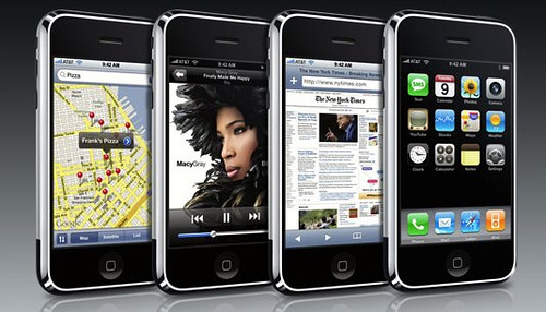Apple iPhone on the Market - Alvinology
