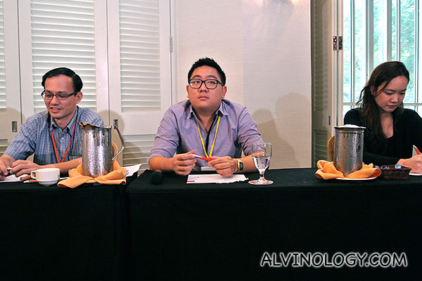 Alvinology @ All In! Young Writers Media Festival 2012