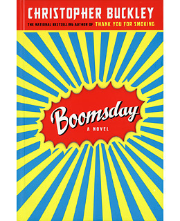 [Book Review] Boomsday by Christopher Buckley - Alvinology