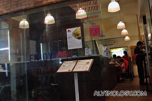 Spizza @ Jalan Kayu