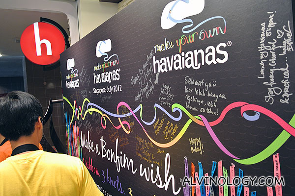 Havaianas Celebrates 50th Birthday in Singapore with the Inaugural 'Make Your Own Havaianas' event - Alvinology