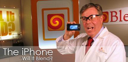 Blend my iPhone