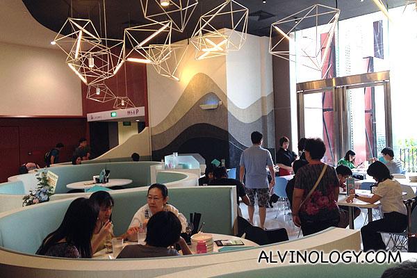 C-Jade HK Café IN @ Bugis+