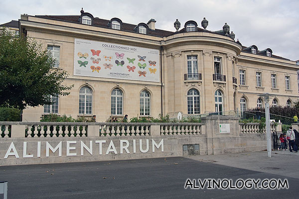 Switzerland with Nestlé – Le Maison Cailler (Cailler Chocolate Factory) and Alimentarium (Nestlé Museum of Nutrition)