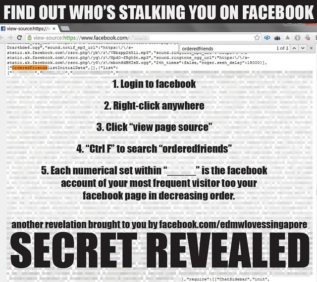 Find out who's stalking you on Facebook (THE REAL DEAL)?