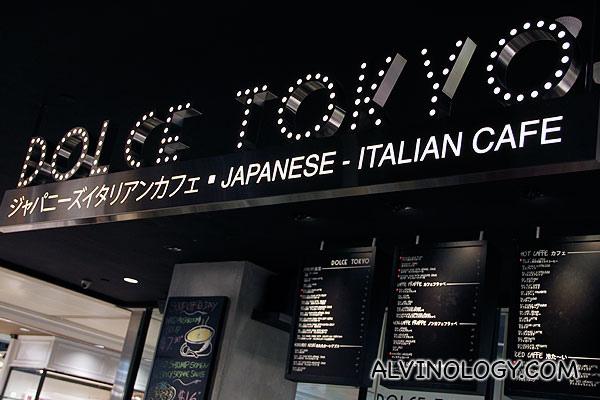 Dolce Tokyo @ 313 Somerset