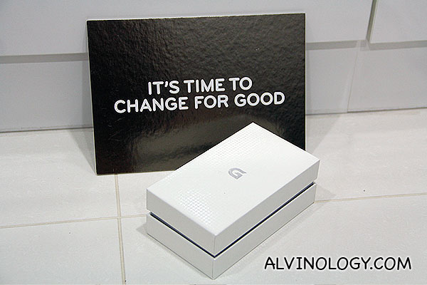 LG Optimus G: It's Time to Change for Good – Part 1