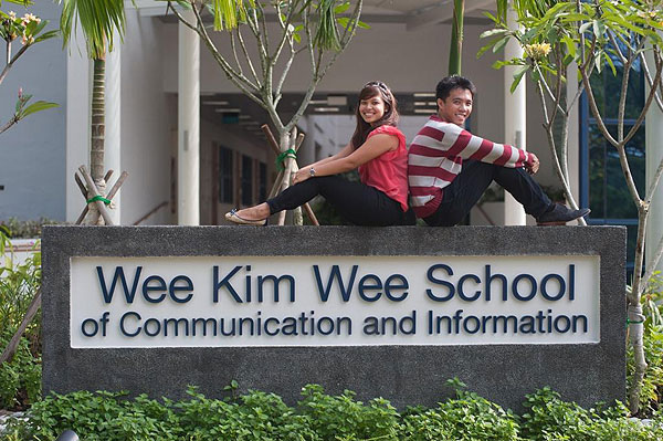 Wee Kim Wee School of Communication and Information Part 2 – What can you learn at the school and what are the career opportunities for graduates?