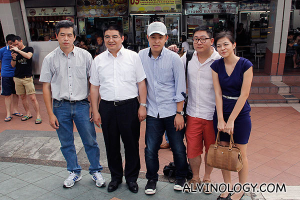 Breakfast with China Multi-Millionaire Philanthropist Chen Guangbiao (陈光标)