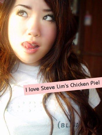 How to make Steven Lim's Chicken Pie