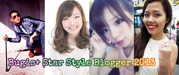 Bugis + Star Style Blogger 2013