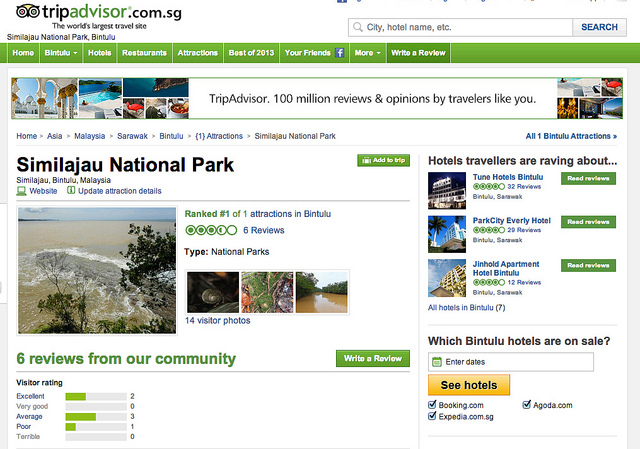Have you been to this place? Similajau National Park - Paradise on Earth - Alvinology