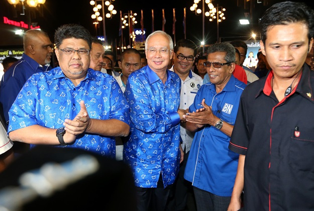 Social media and the Malaysia general election