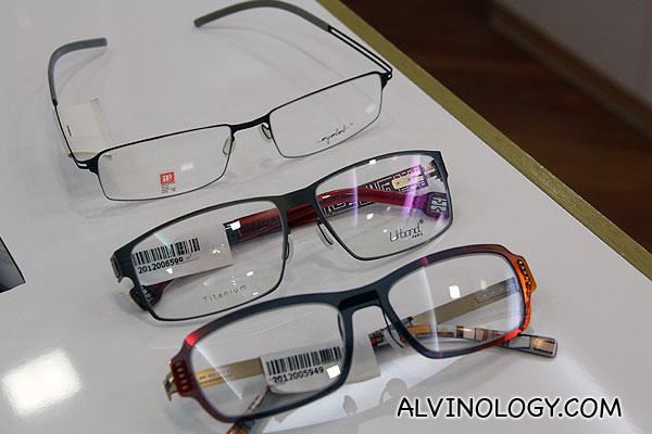 Eyewear with Nanyang Optical – Part 3: Eyelet