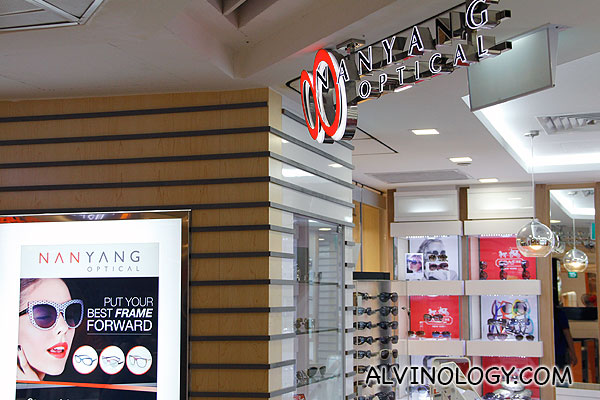 Eyewear with Nanyang Optical – Part 1: Glossi