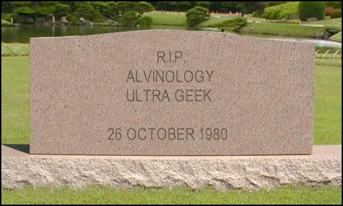 Create your own Tombstone