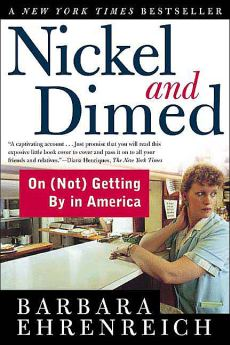[Book Review] Nickel and Dimed: On (Not) Getting By in America by Barbara Ehrenreich