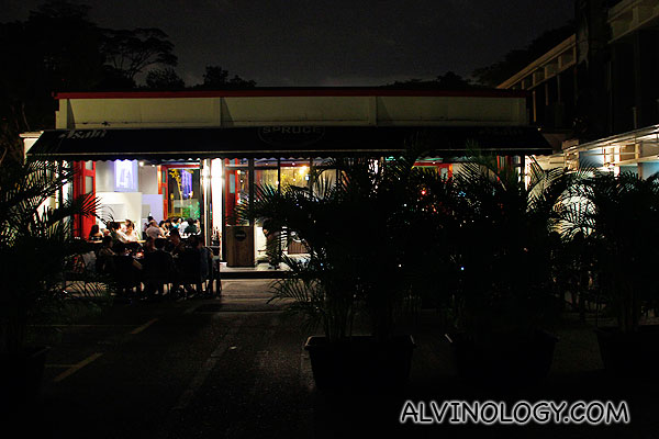 Spruce at Fire Station @ Upper Bukit Timah  - Alvinology