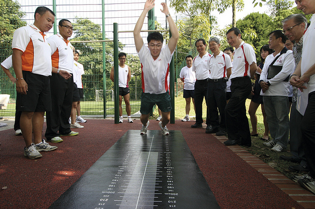 Review system for NSmen who fail IPPT
