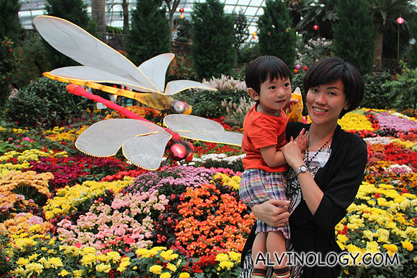 Mid-Autumn Festival @ Gardens by the Bay - Alvinology