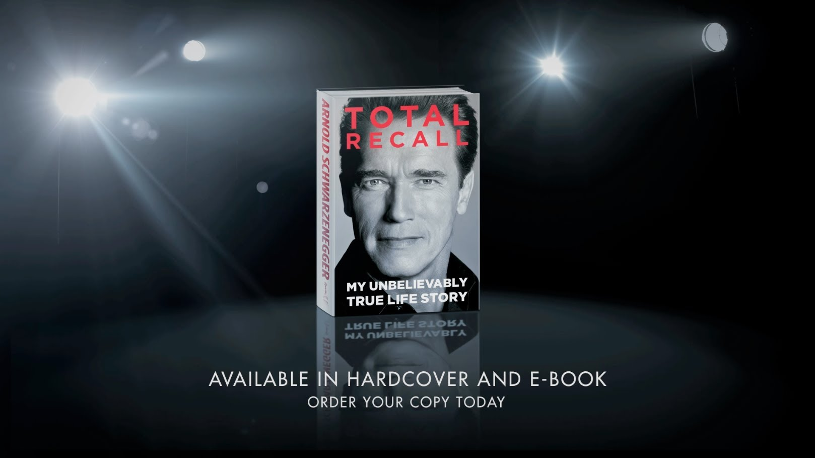 [Book Review] Total Recall: My Unbelievably True Life Story by Arnold Schwarzenegger