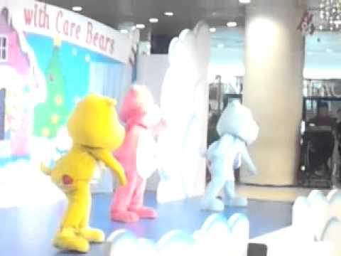 Care Bear FAIL @ Ang Mo Kio Hub - Alvinology